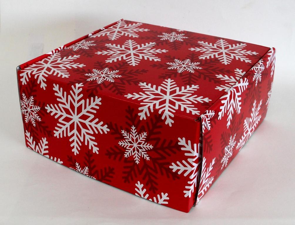 christmas at the box frame