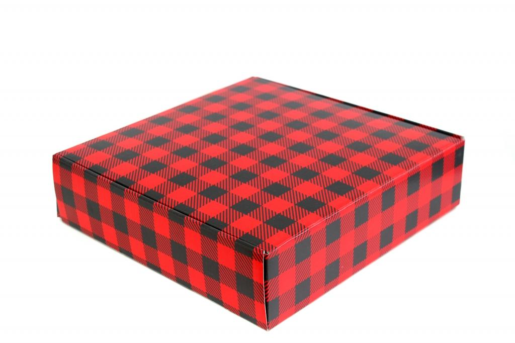 img_0510 2 img_0598_plaid_box_only 2 6999 each product 463 0451 this large decorative christmas gift box - Decorative Christmas Gift Boxes